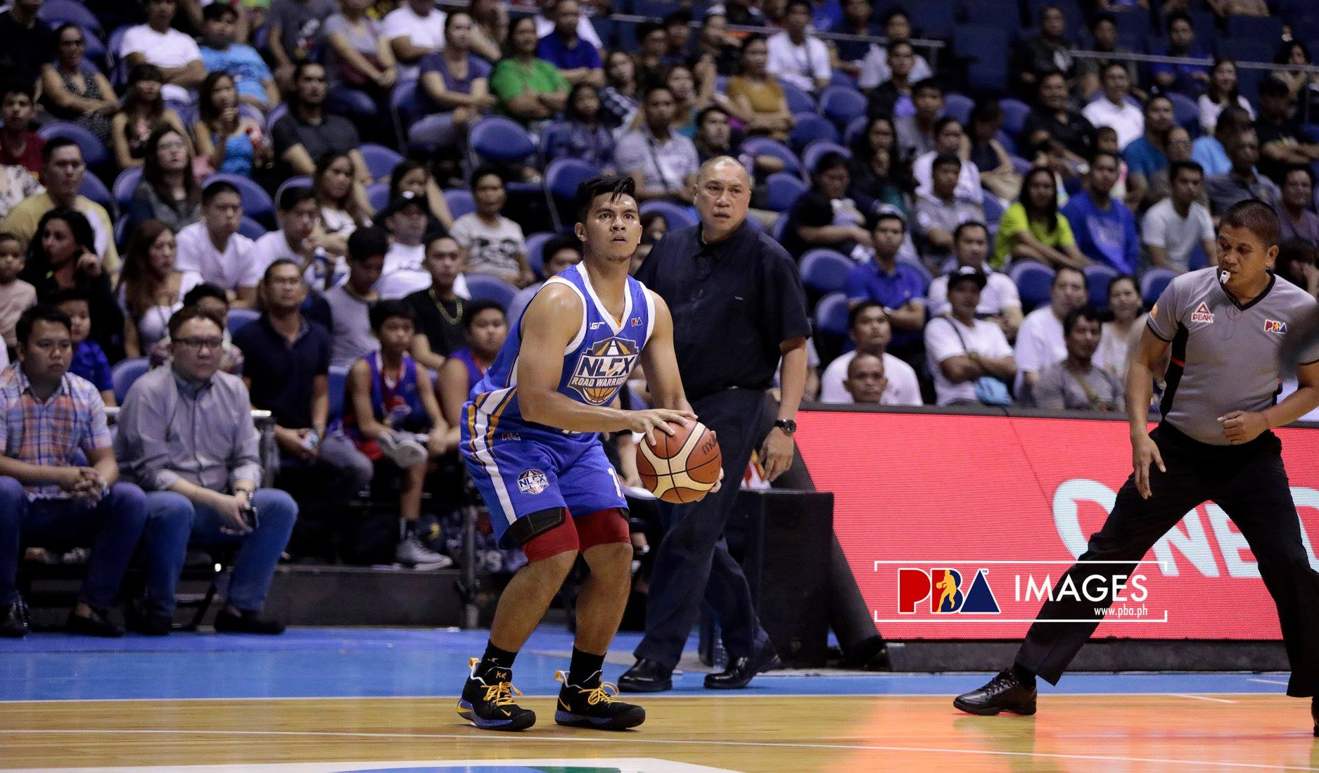 NLEX Road Warriors Kiefer Ravena (Photo credit: PBA)