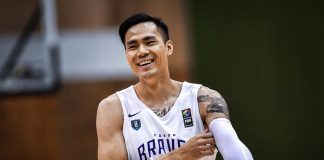 Chang Tsung-hsien, Fubon Braves (Photo: FIBA)
